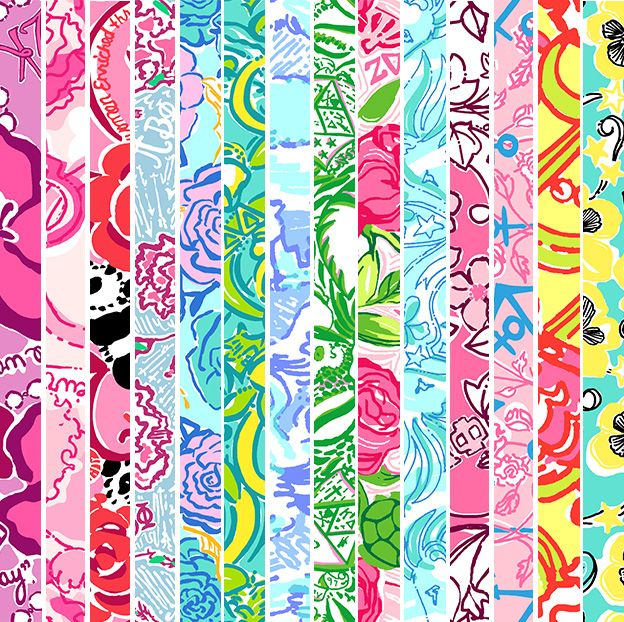 Lilly Pulitzer Sorority Collection