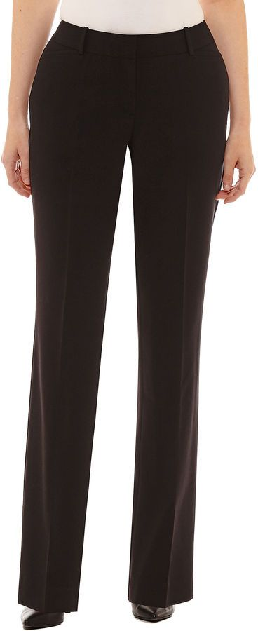 f2b7952611eab WORTHINGTON Worthington Perfect Curvy Trousers