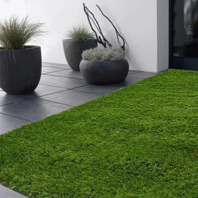 uz-ite - green grass shag carpet (1 sq.yard) - grashag12 - home