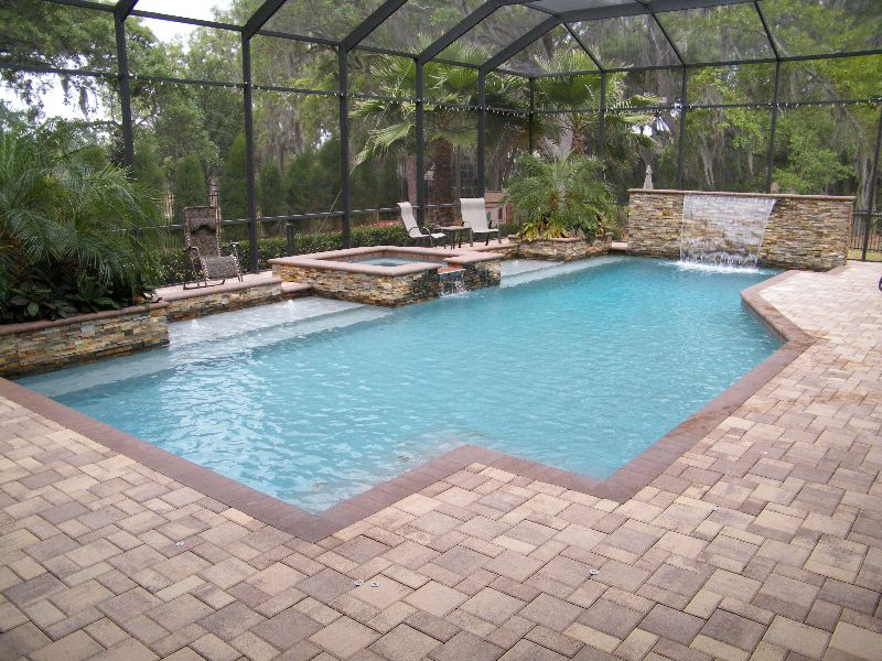 Classic Pool Design Traditional Pool Design Custom Family