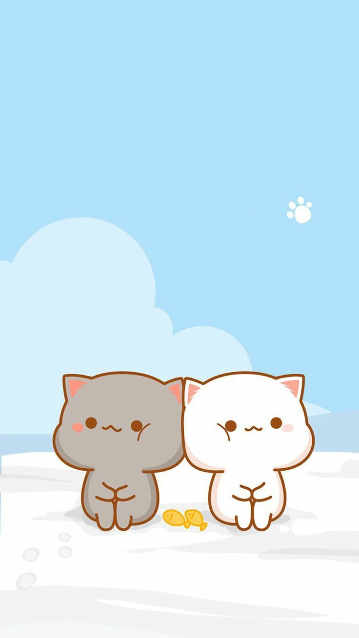 Kawaii Cute Background Wallpaper Cute Cartoon Wallpapers Cute Wallpapers Cute Cat Wallpaper
