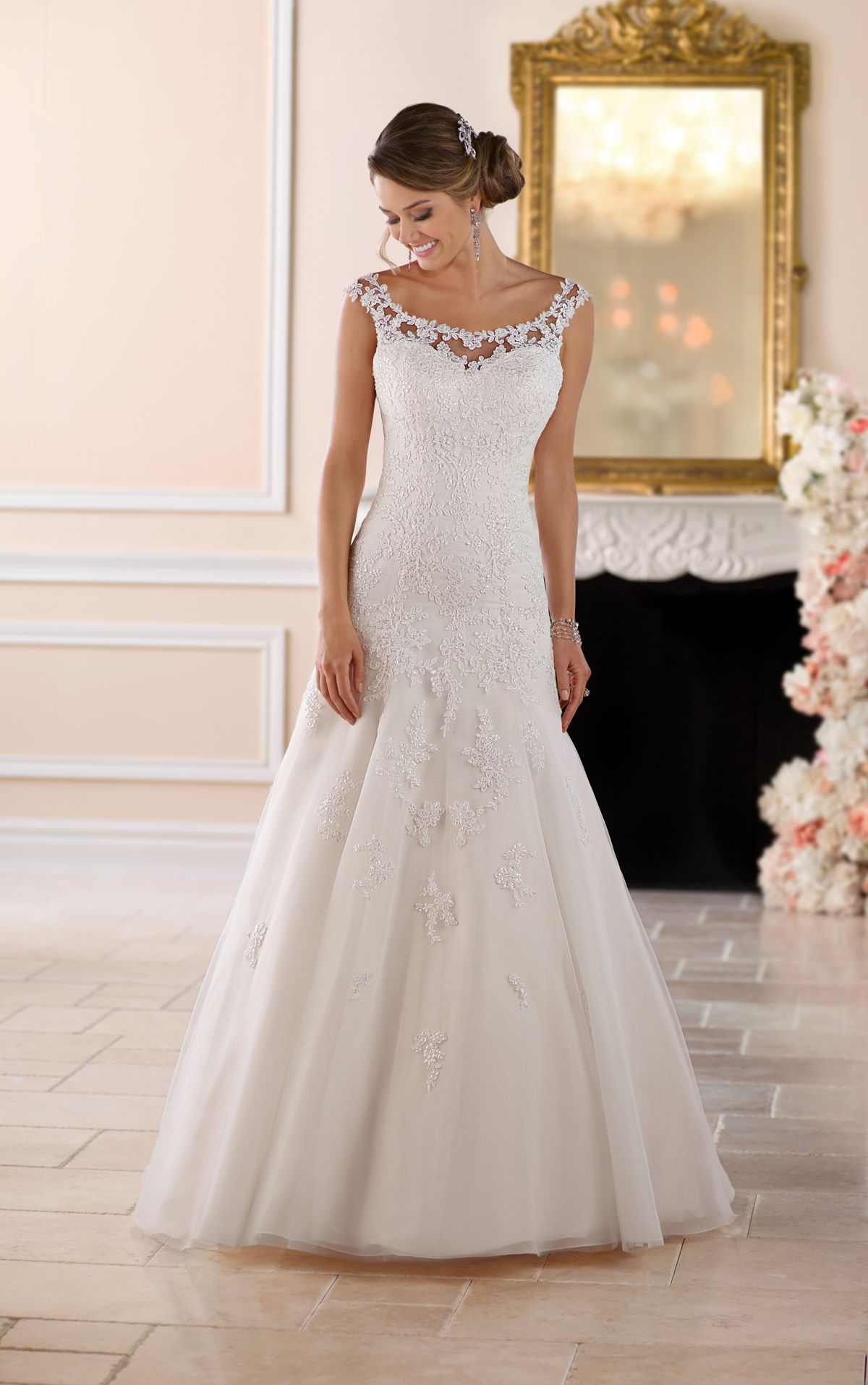 Vestido de novia de Stella York 2017/ Stella York 2017 wedding dress.