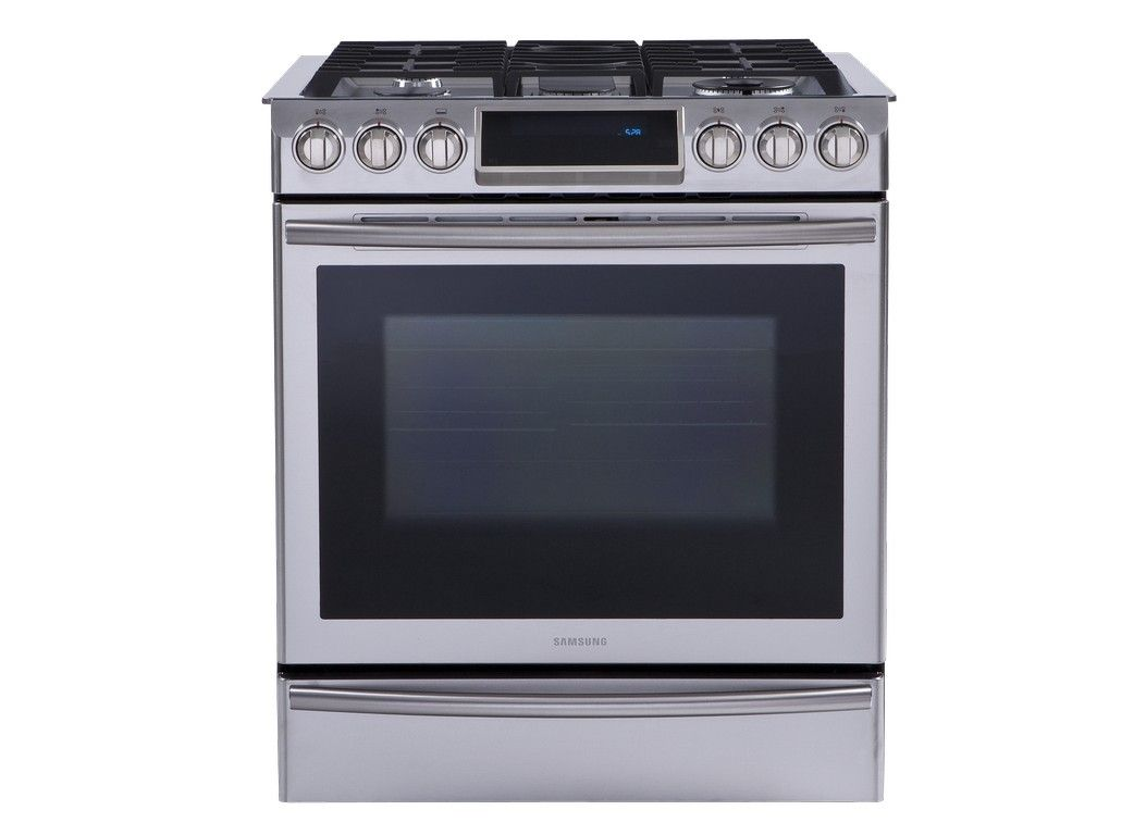 Consumer Gas Stove Electric Oven ~ Consumer reports top rated slide in gas range samsung