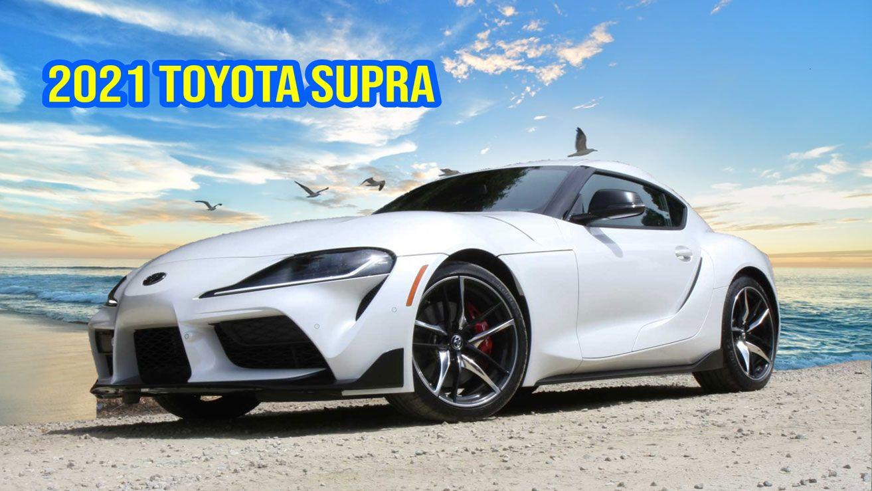 2021 Toyota Supra Or Bmw In 2020 New Toyota Supra Toyota Supra Toyota