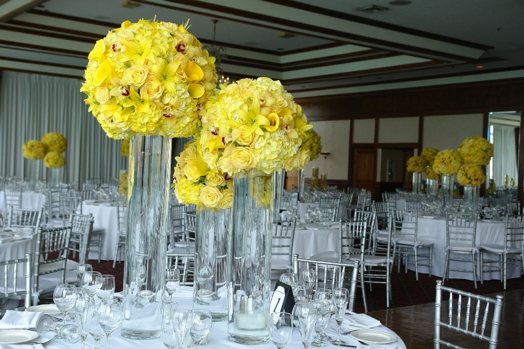 Silk Flower Wedding Centerpieces Wedding Centerpieces Ideas