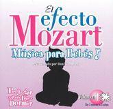 El Efecto Mozart Música para Bebés, Vol. 1: Para Jugar y para Irse a Dormir [CD], 10678930