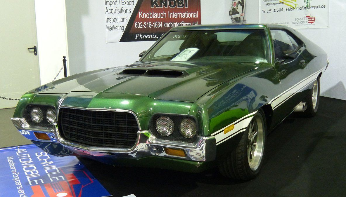 image result for ford gran torino fast and furious awesome fords rh pinterest com