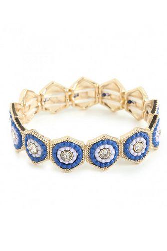 Bauble Bar Blue Notre Bracelet