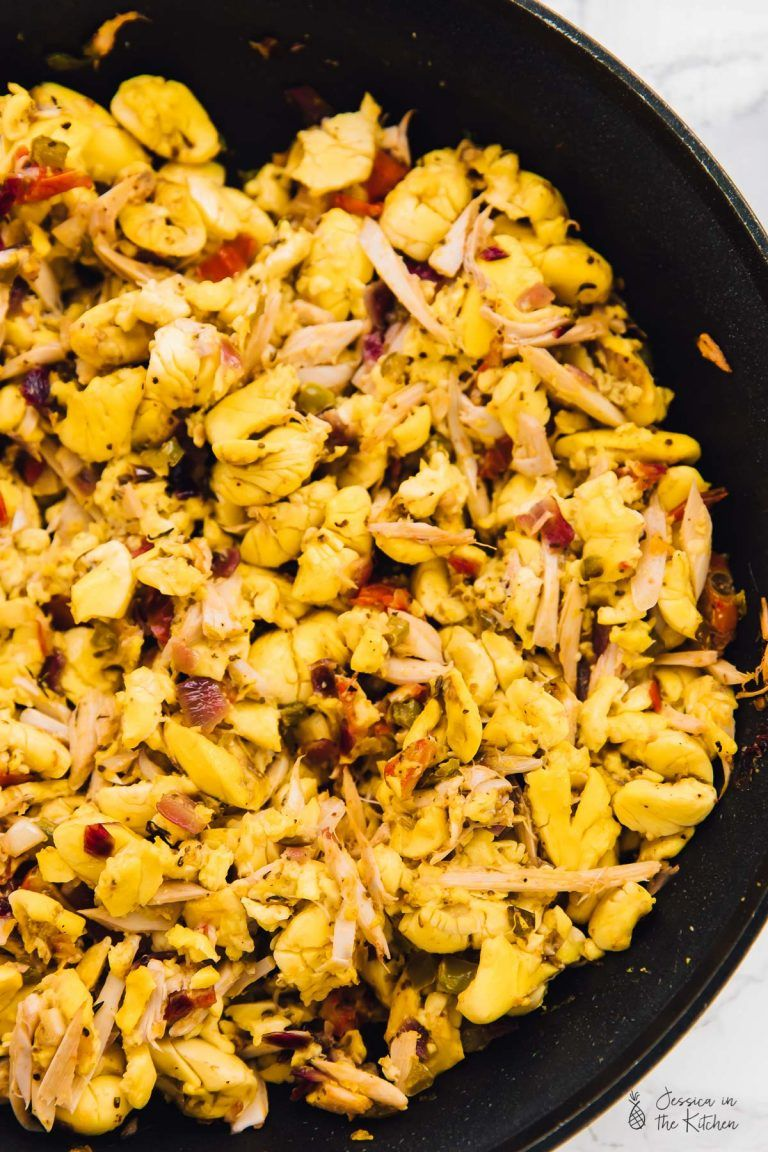 pin by shawn doctor clarke on vegan ackee jamaican breakfast rh in pinterest com