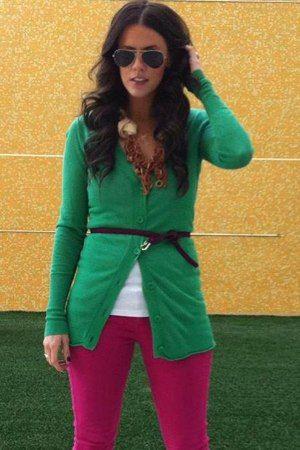 FABB Attendee Spotlight: Most Eligible Dallas Star Courtney Kerr : Lucky Magazine