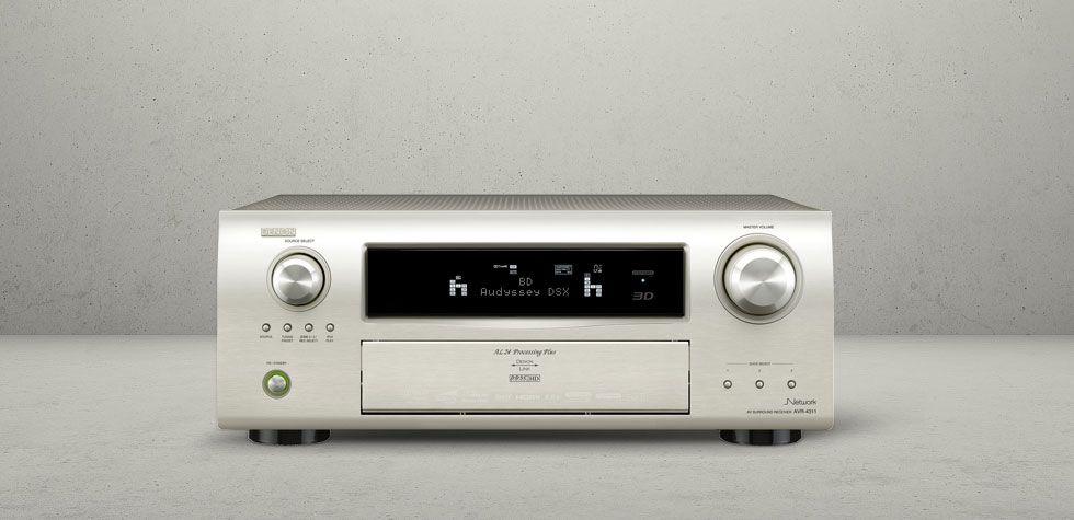 Denon AVR-4311 er min drømme Surround receiver/musik anlæg - mere skal der ikke til! og så måske en pladespiller :-)