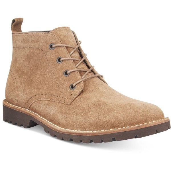 b90fb7e3883 Kenneth Cole New York Men's Lug-Xury Boots ($112) ❤ liked on ...