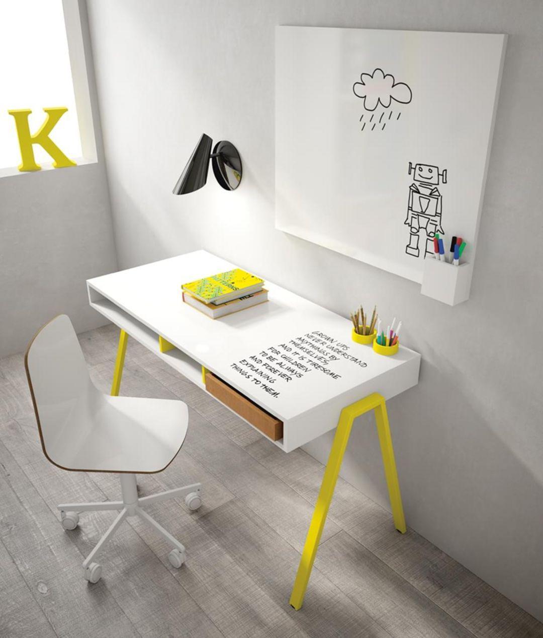 20 cozy study table design ideas for your beloved kids home indoor rh pinterest com