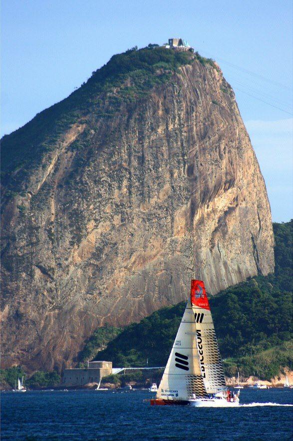 ão de Açúcar no Rio de Janeiro, RJ