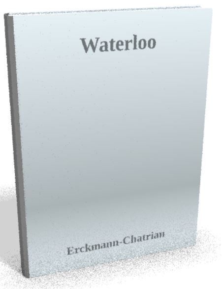 Nouveau sur @ebookaudio : Waterloo - Erckma...   http://ebookaudio.myshopify.com/products/waterloo-erckmann-chatrian-livre-audio?utm_campaign=social_autopilot&utm_source=pin&utm_medium=pin  #livreaudio #shopify #ebook #epub #français