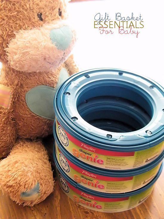 Baby Gift Basket Essentials #RefreshYourNursery #PMedia #ad