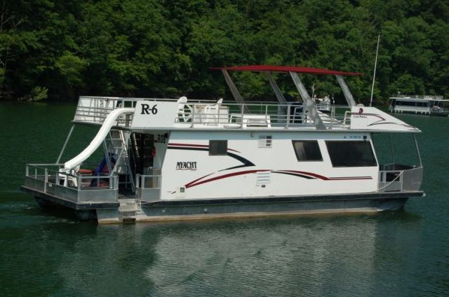 Used 2000 Myacht 15'4 X 46 Houseboat, Dale Hollow Lake, Ky - 42717