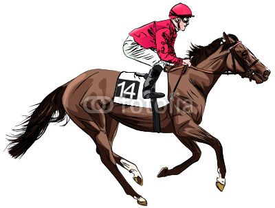 Horse Racing Is An Equestrian Sport Involving Two Or More Jockeys