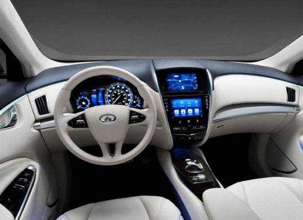 Nissan To Offer Steer By Wire Systems In Some Infiniti Cars With