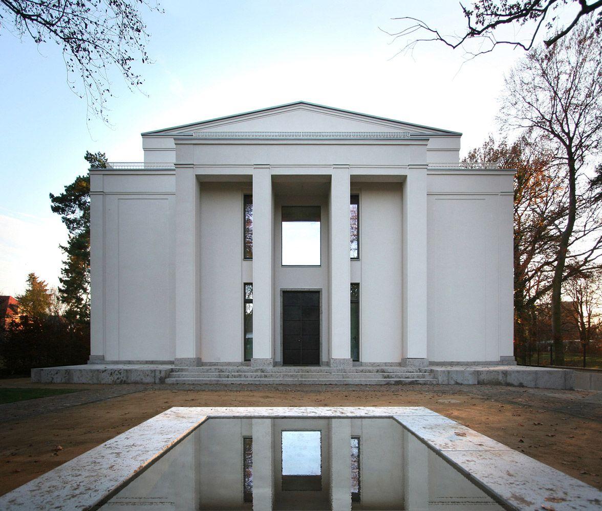Villa Berlin vogel villa berlin neoclassical architecture