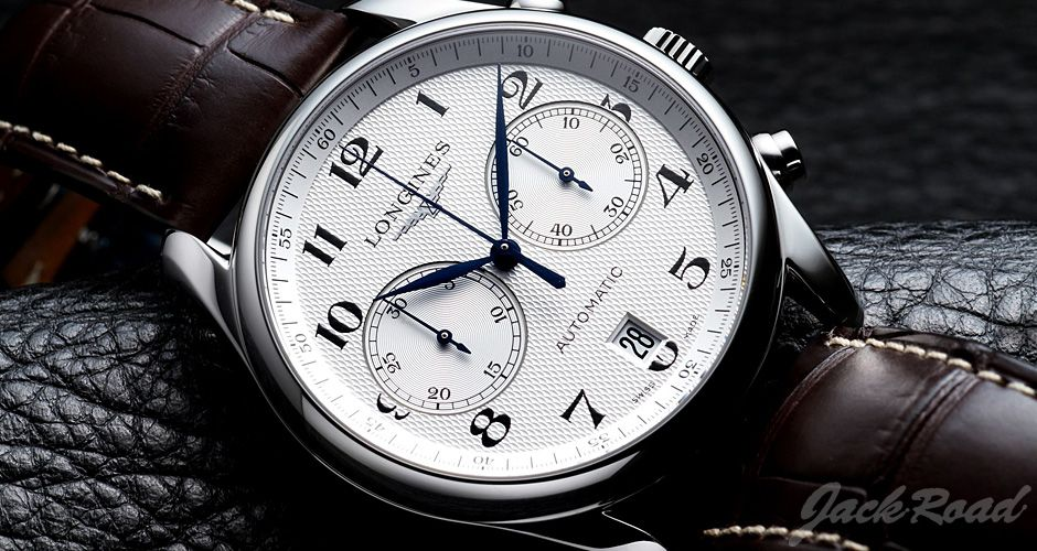 LONGINES Master Collection 2 Counter Chronograph / Ref.L2.629.4.78.3