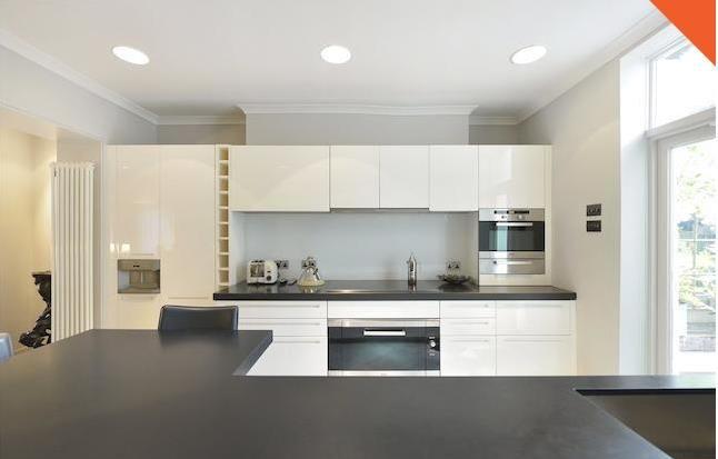 Ordinaire Boffi High Gloss Designer Kitchen   Miele U0026 Gaggenau Appliances