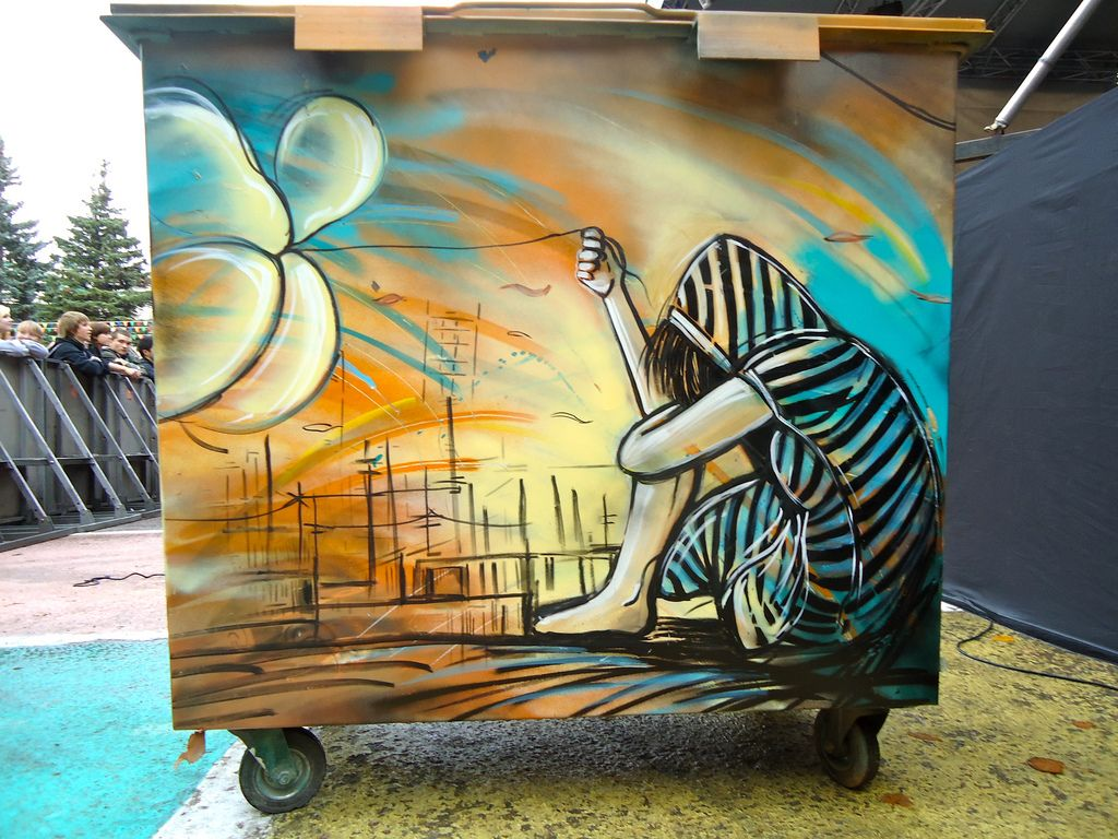 Alice Pasquini - Moscow | Moscow, Alice and Street art