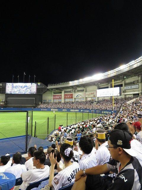 Photo of 『【野球】QVCマリンフィールドに行きました、その7。』