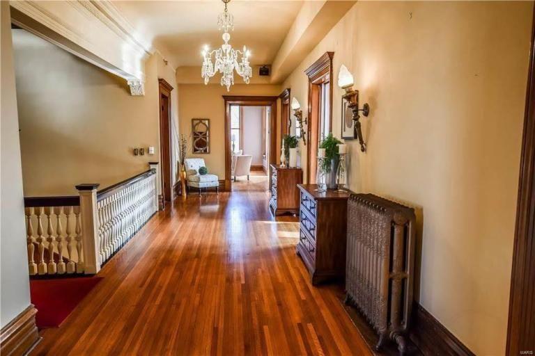 1895 Mansion In Saint Louis Missouri — Captivating Houses