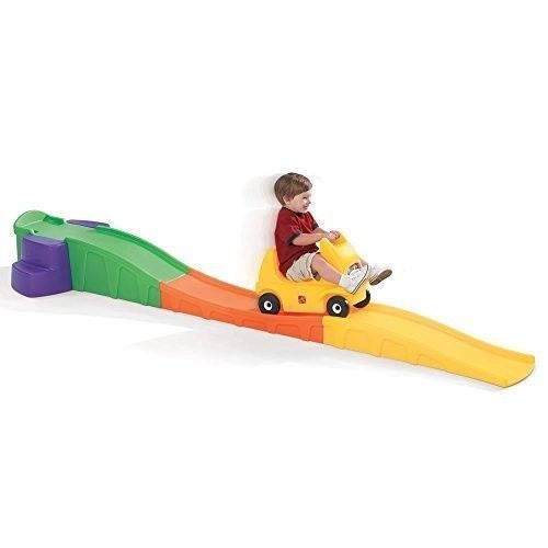Backyard Kids Ride On Play Car 10 Feet Roller Coaster Up ...
