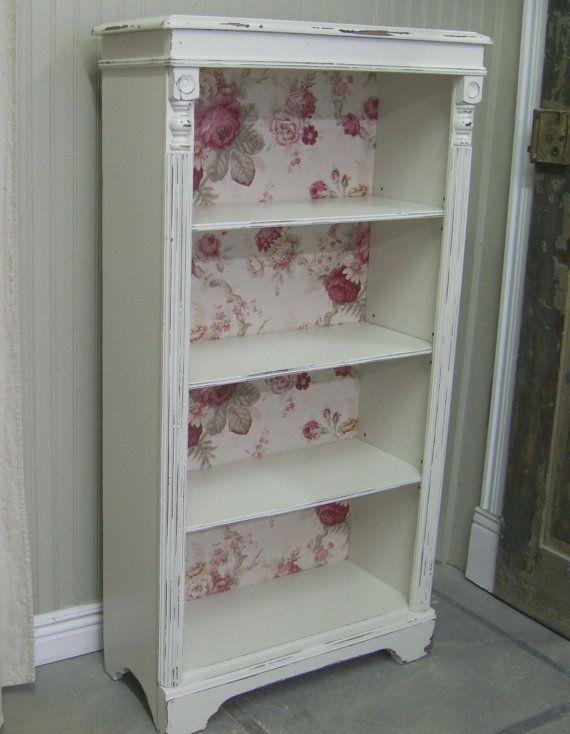 shabby chic bookcases foter pinteres rh pinterest com