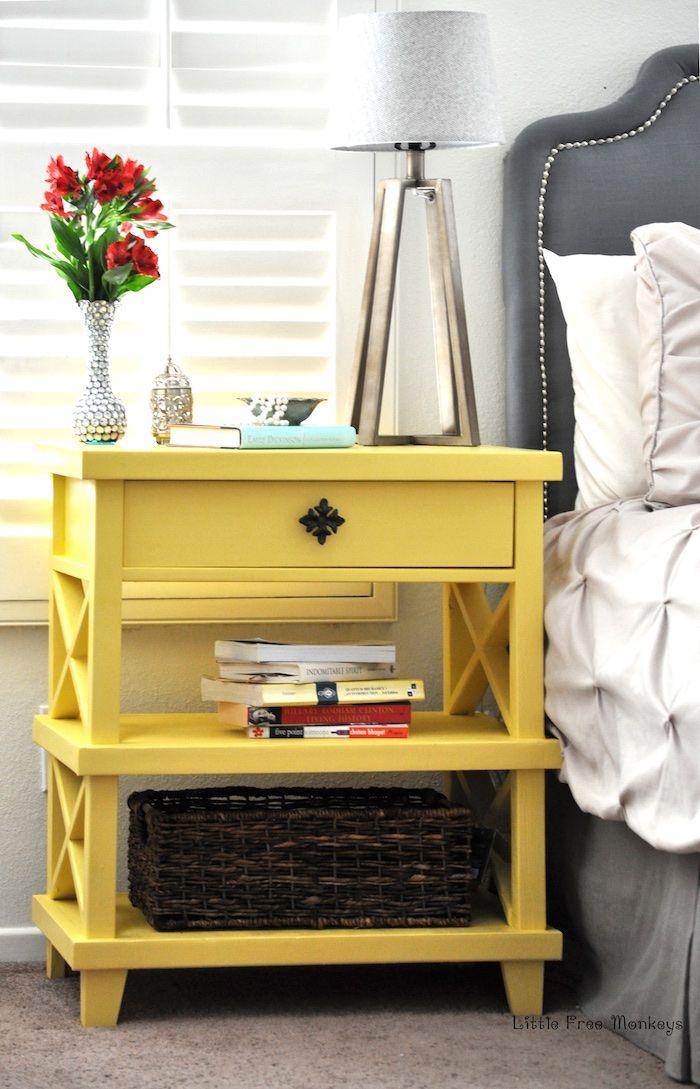 Lattice Bedside Table Home decor bedroom, Pottery barn