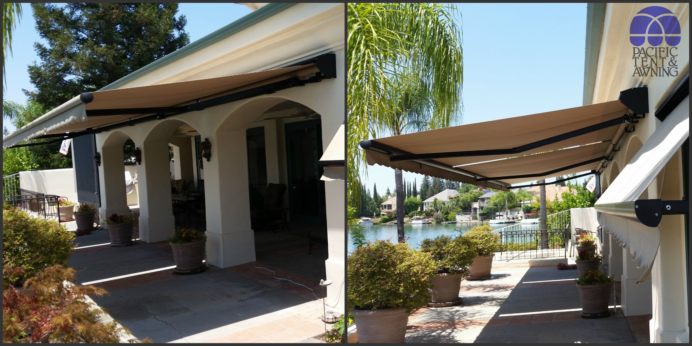 Pacific Tent & Awning can add outdoor living space to your ...