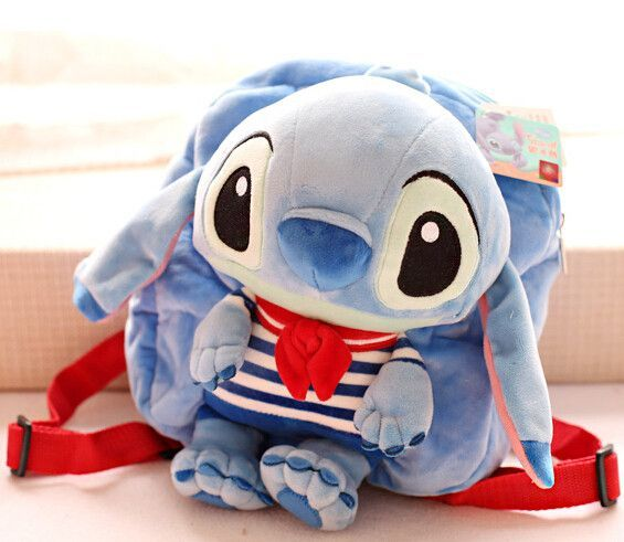 Take home a Lilo and Stitch Sailor Backpack - This is perfect for any Lilo and Stitch Lover - Suitable for kids - While Supplies Last! Limit 10 Per Order Please allow 4-6 weeks for shipping due to hig