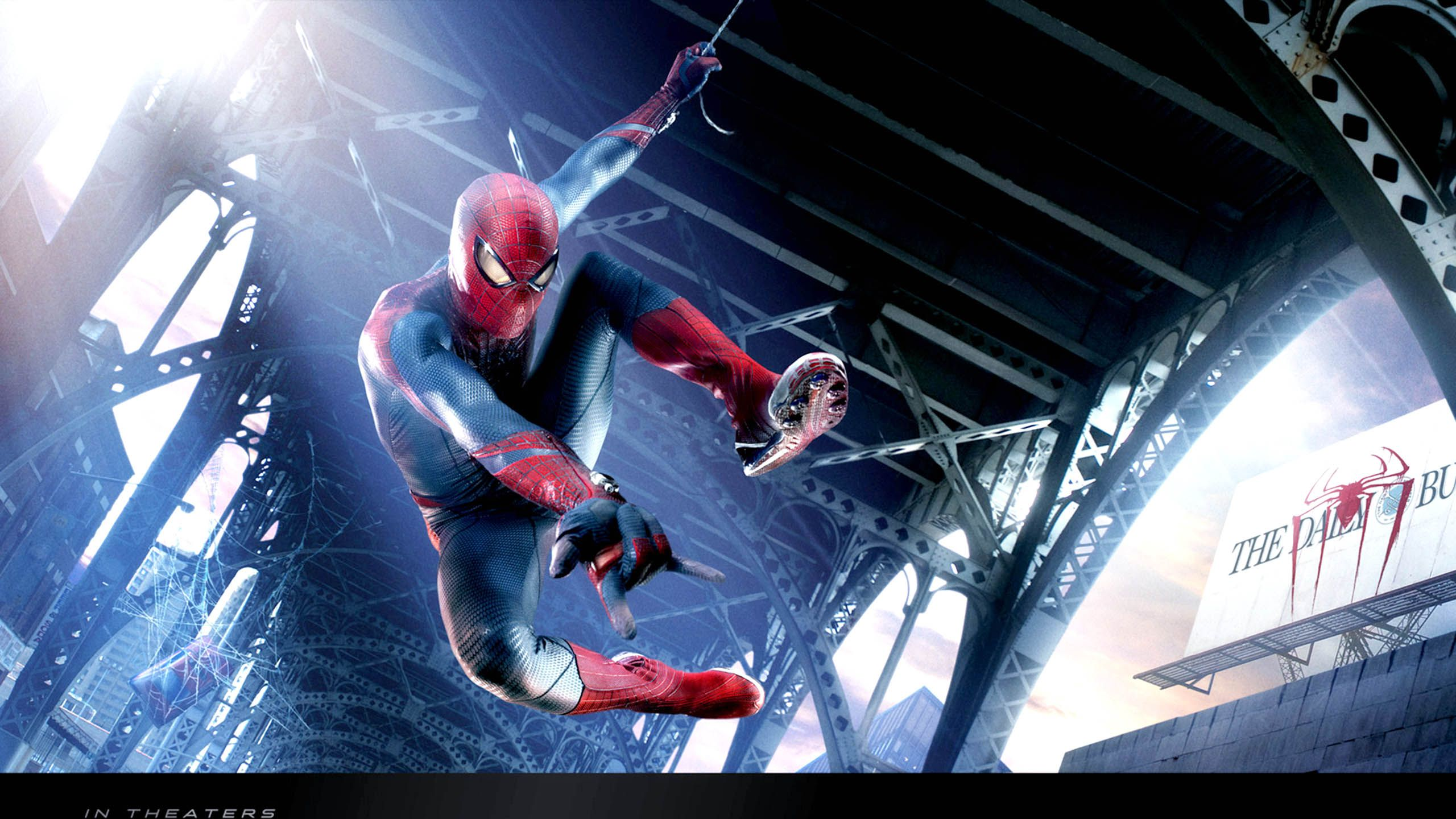 Spiderman Live Wallpaper Hd: Http://1080wallpaper.net