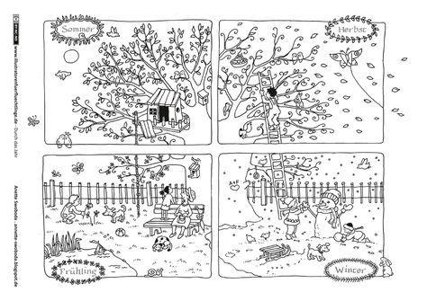 Download als PDF: Durch das Jahr – Jahreszeiten Baum – Swoboda ...