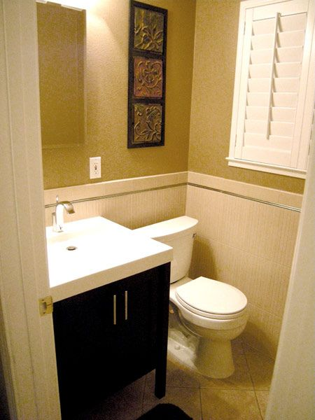 34 really unique ideas for your half bathroom that will thrill your rh pinterest ca