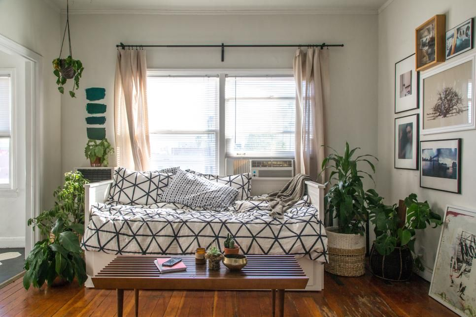 DIY Network loves how this small cramped