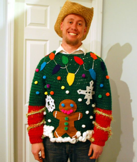 Fav Christmas Sweaters Lauries Best Ever Pinterest Ugly Q7thx