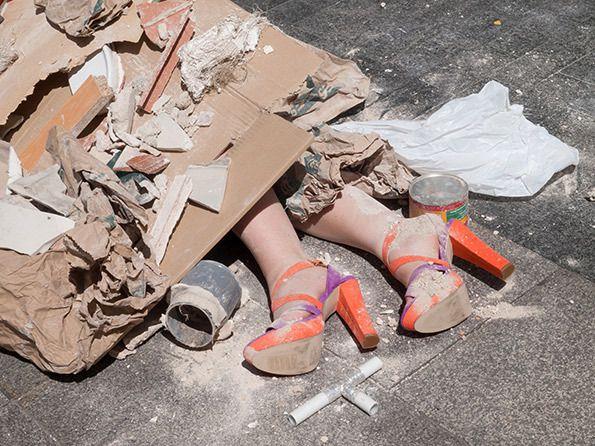Fashion Victims/ Yolanda Dominguez