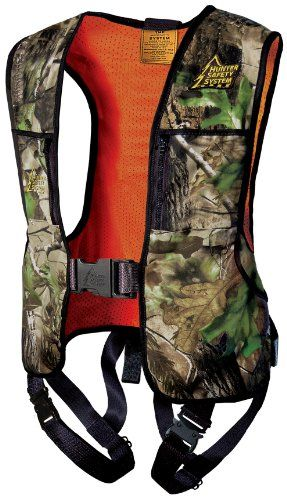 Hunter Safety System Reversible Safety Harnesses Mossy