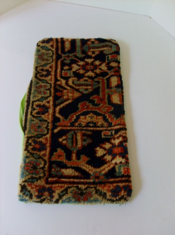 Pillow cover only made from antique persian serapi carpet ca  joesantiquecreations also