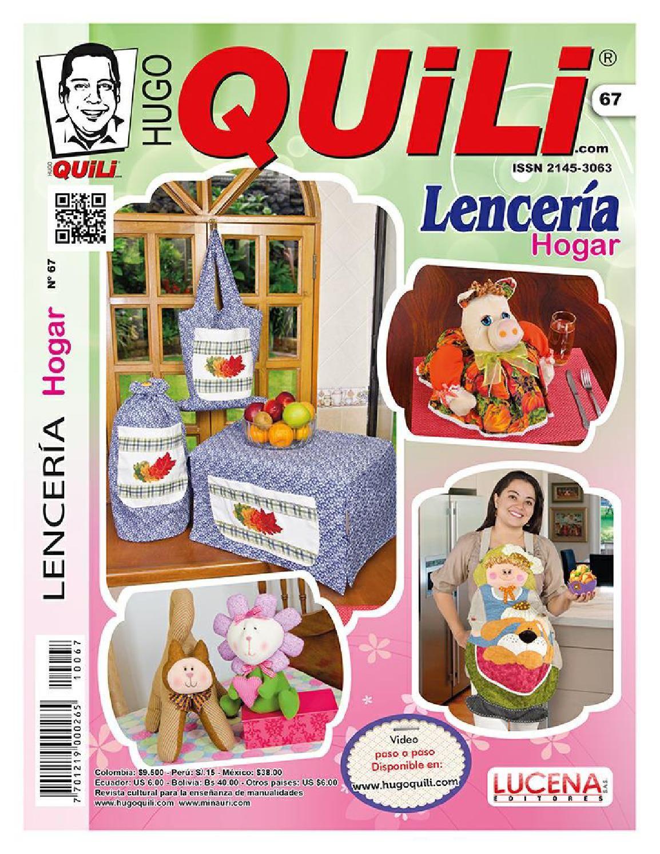 revistas quili lenceria para