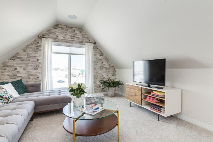 Huntley Loft Great Room -   12 living room loft home decor ideas