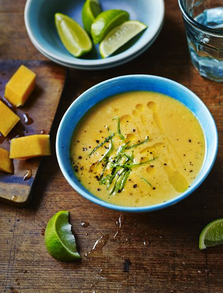 Make and freeze butternut squash and lime soup recipe butternut make and freeze butternut squash and lime soup recipe butternut squash tasty and limes forumfinder Image collections