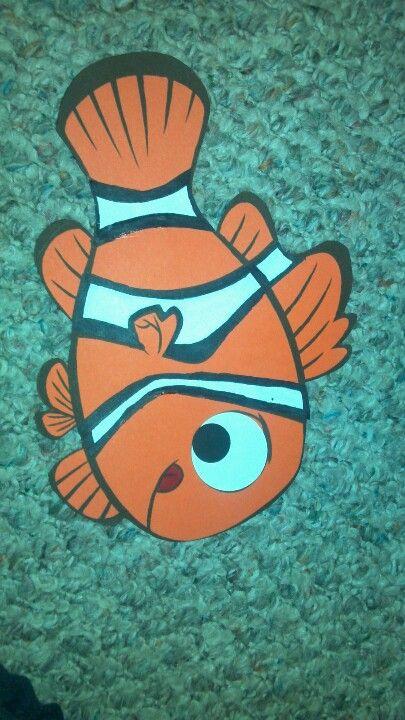 Finding Nemo Themed Door Dec Bulletin Board And Door Dec Ideas