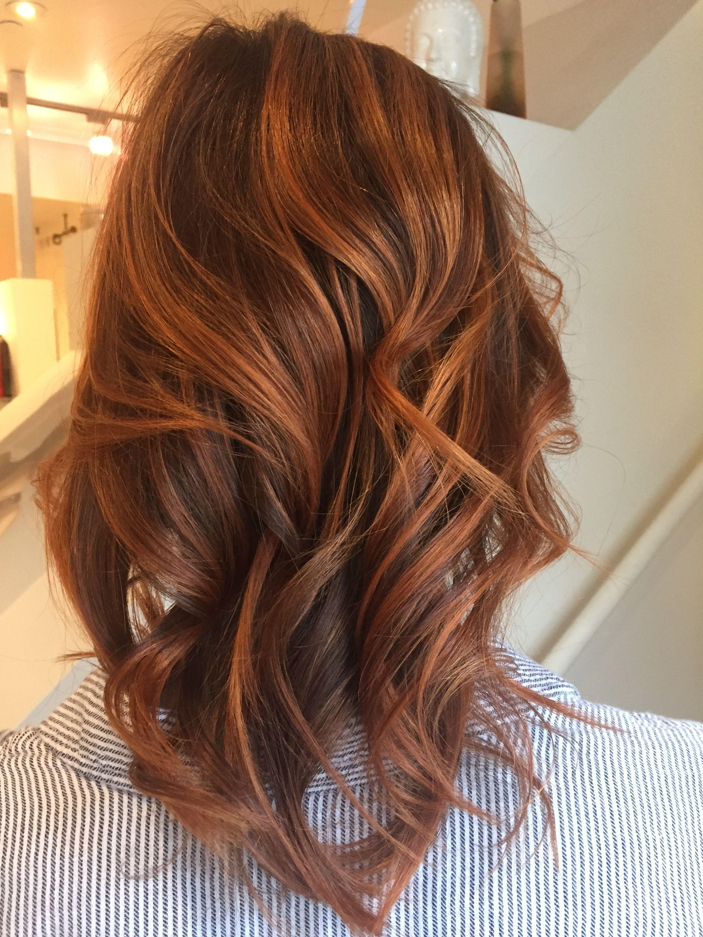 Copper Penny Hair Color Hair Color Copper Hair Color Copper Brown Hair Color