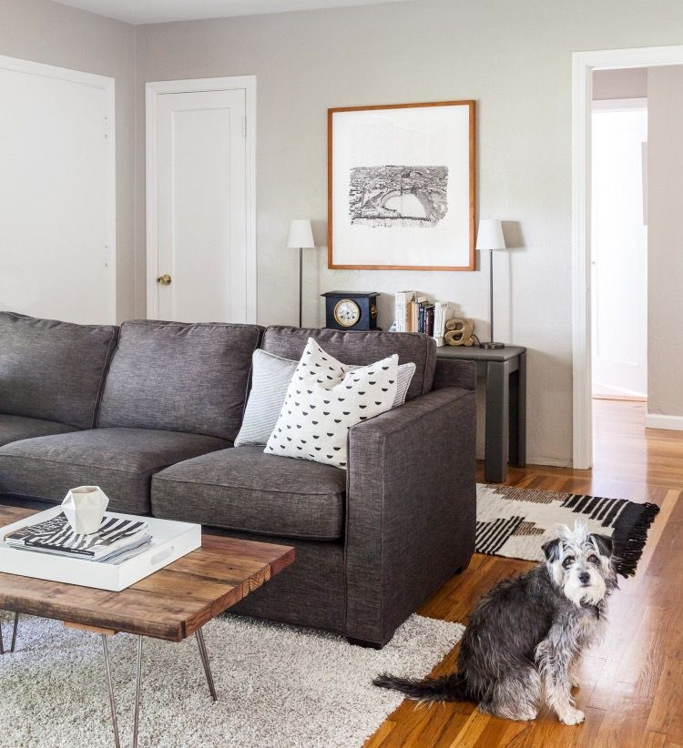 A Cozy U0026 Collected Sacramento Home That Mixes High U0026 Low U2014 House Call  (Apartment Therapy Main)