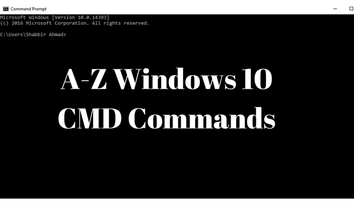 How Do I Get To Command Prompt In Windows 10
