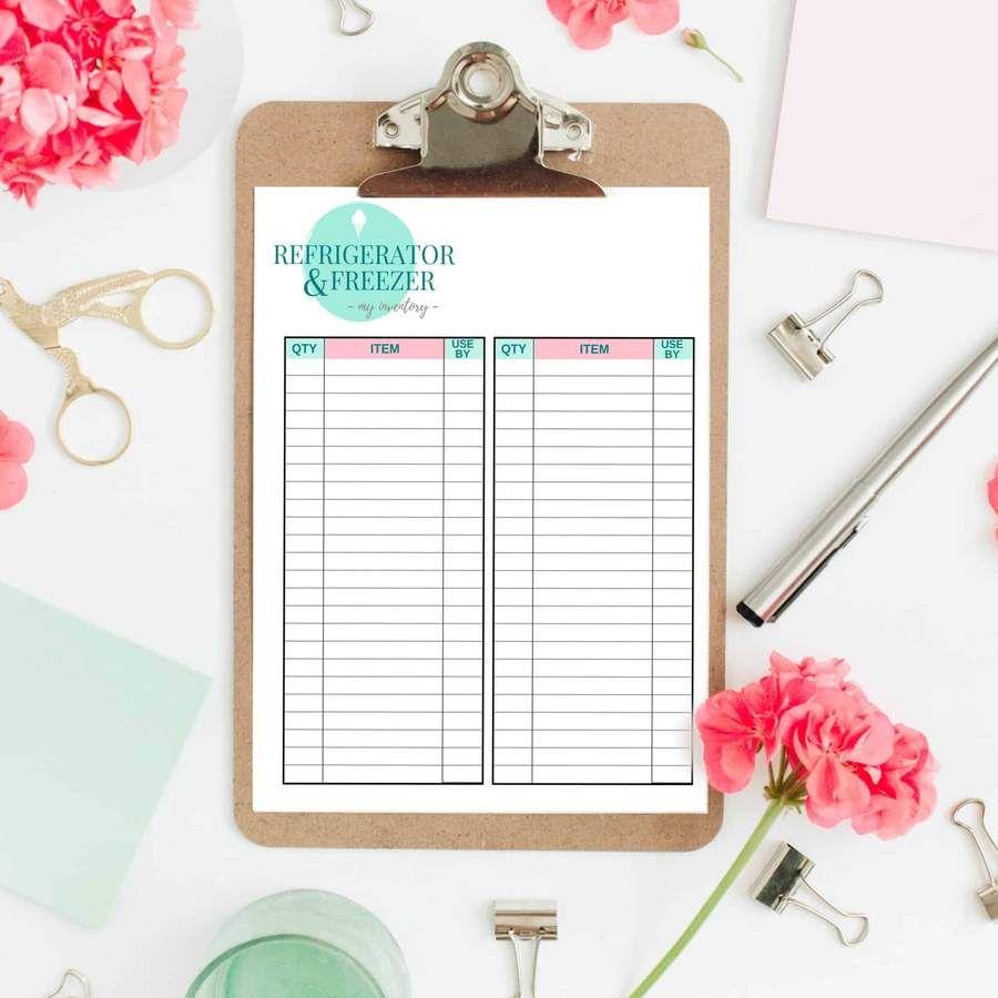 The Budget Mom Shop Budget mom, Meal planner, Printable